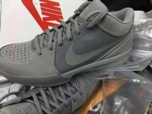Nike Zoom Kobe 4 FTB【今日信息】