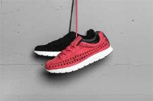 "Nike Mayfly Woven 全新配色设计""Terra Red""与""Black""登场【今日信息"