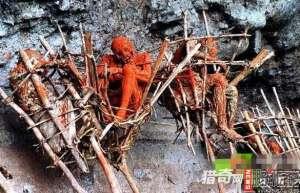 【图】最恐怖的葬礼传统 活人陪葬不算啥