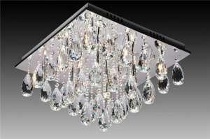 水晶灯价格为什么差别这么大 水晶灯正确保养技巧资讯生活