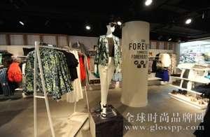 """资讯Forever 21将与""""甲骨文""""合作 未来3年开600店"""