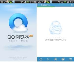 Android手机QQ浏览器25真的云浏览器
